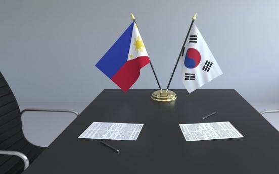 S. Korea, Philippines strike free trade deal