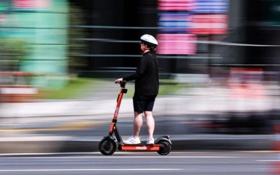 [News Focus] Once promising testbed, Seoul now a doomed city for e-scooters