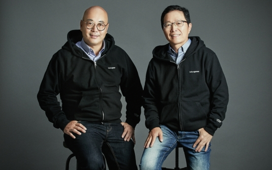 Kakao Games co-CEOs to push for oversea expansion