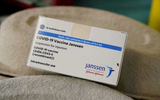 Korea offering COVID-19 booster to people age 50 and up, J&J recipients