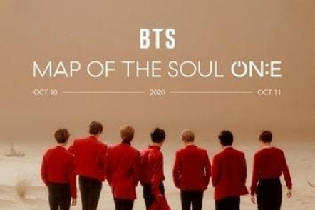 BTS' upcoming online concert to feature up-to-date technologies