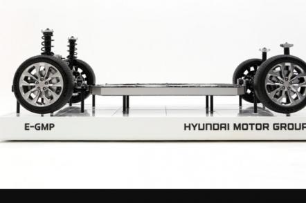Hyundai Motor Group reveals new platform dedicated to electric cars