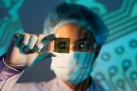 Outlook for chip market gets brighter upon strong demand for memory