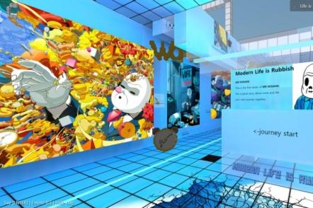 NFT art shakes up Korean art market