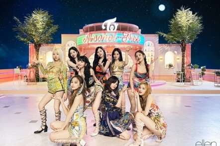 Twice performs new song for 1st time on 'Ellen'
