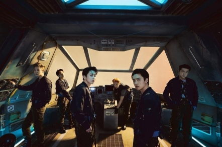 EXO adds another million-seller with latest album