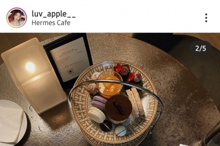Expensive tastes: Luxury labels create cafes in Korea