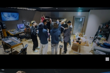 Documentary reveals joys, challenges of making BTS-Coldplay collab 'My Universe'
