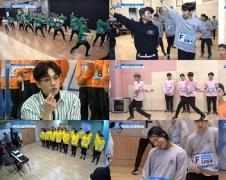 'Produce 101' tops TV chart for eighth-straight week