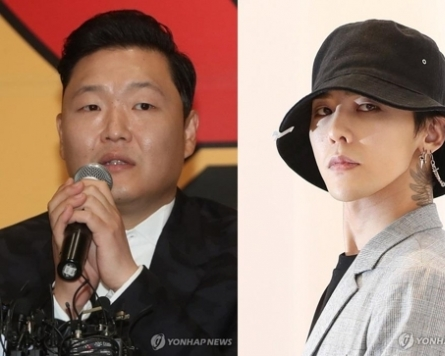 YG artists flood market with new albums