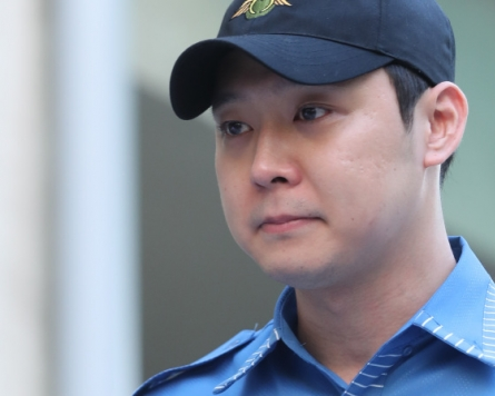 JYJ member Park Yu-chun discharged from military