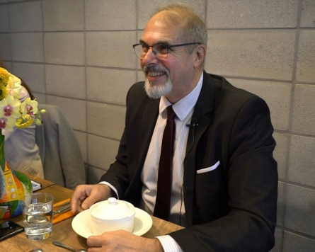 Paris looks to Korea's technology, startups for cooperation: French ambassador