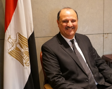 Egypt is eager for transfer of technology, economic growth: Egyptian envoy