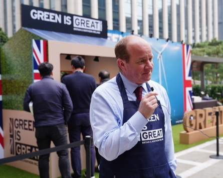 [Diplomatic circuit] British Embassy hosts Coffee for Zero Plastic event