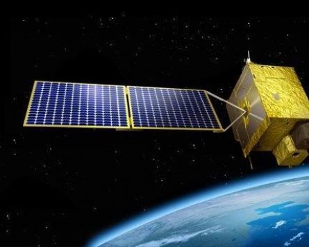 Korea's geostationary environmental monitoring satellite in orbit