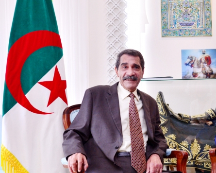 [Herald Interview] Women a pillar of modern Algeria, says ambassador
