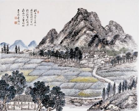 Uijae Museum of Korean Art strives to keep Korean literati paintings intact