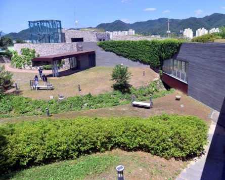 Park Soo Keun Museum, place that feels like mother's warm embrace