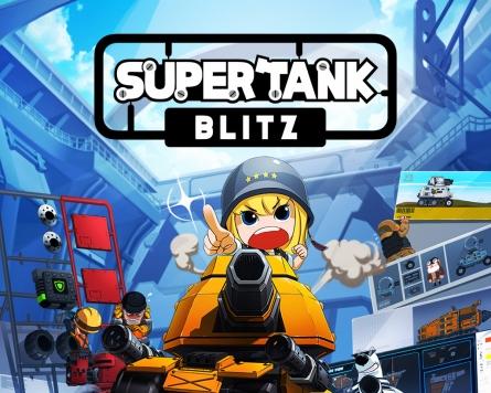 Super Tank Blitz, Smilegate's creative game that lacks details