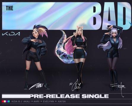 Era of virtual artist: Riot Games' virtual K-pop group K/DA returns