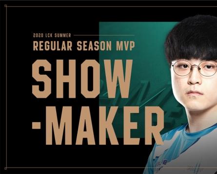 ShowMaker sweeps LCK Awards