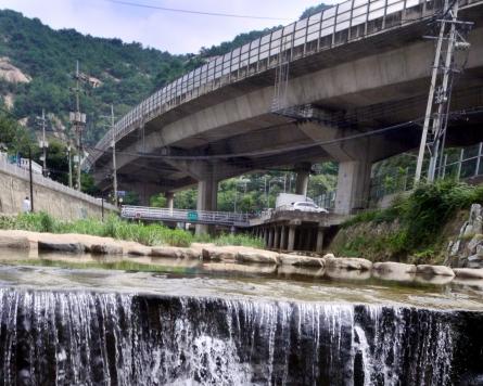 [Eye Plus] Hongjecheon: Seoul stream that courses through history