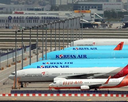 S. Korea, China to run temporary air routes