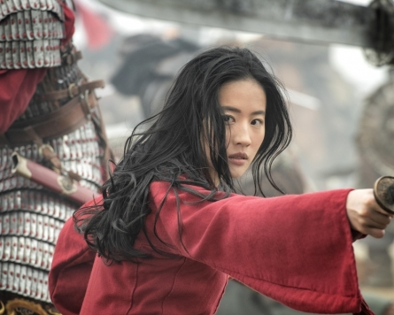 Calls to boycott 'Mulan' rise in S. Korea ahead of release