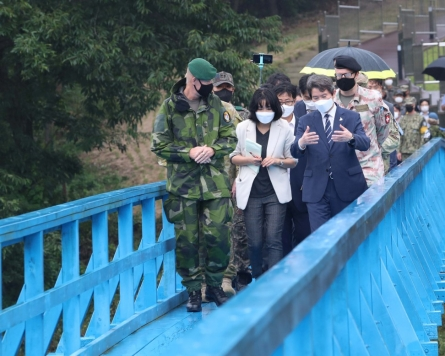 Unification Minister calls for NK to fulfill inter-Korean agreements