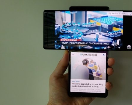 [Gadget Review] Swiveling LG Wing shows what we may have been missing