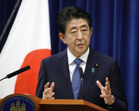 S. Korea expresses 'deep regret' as Japan's Abe visits wartime shrine