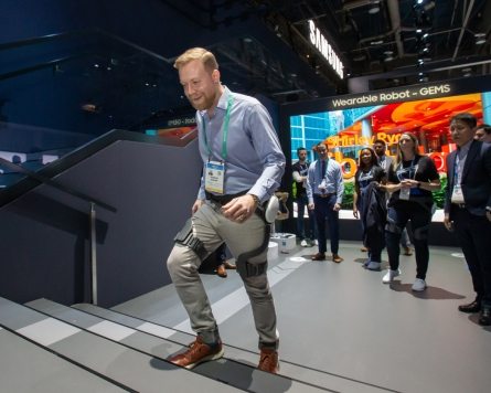 Samsung's wearable robot meets global safety standards