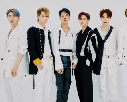 Boy band Monsta X to promote Korea cultural heritage via YouTube