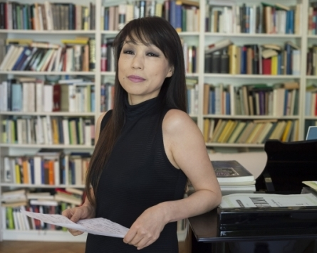 Composer Chin Un-suk appointed as TIMF's new artistic director