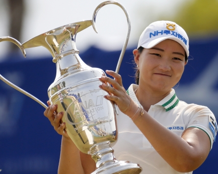 Surprise LPGA major champion working on long game in pursuit of 2nd big win