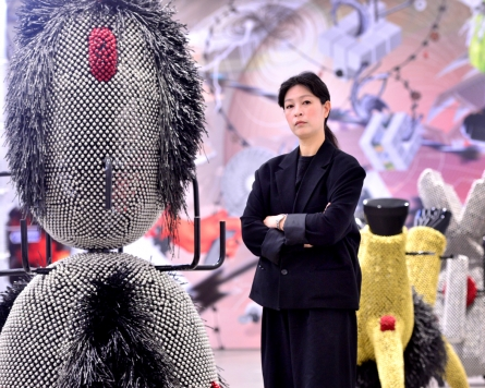 [Herald Interview] Yang Hae-gue's art cuts through regions, generations, times