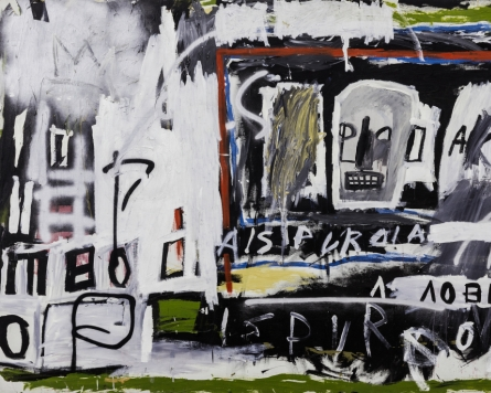 Basquiat's genius on full display at largest-ever show of his works in Seoul
