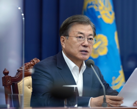 Moon requests Malaysia's support for S. Korea's WTO chief bid