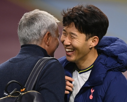 Tottenham's Son Heung-min to join S. Korea for Nov. friendlies