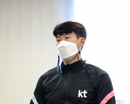 S. Korean captain Son Heung-min looking to settle score in friendlies