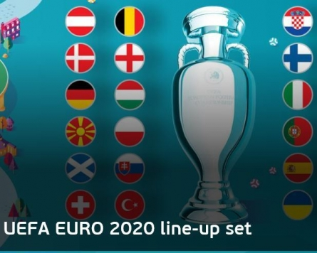 [News Focus] Euro 2020, with 12 joint hosts, draws attention amid pandemic