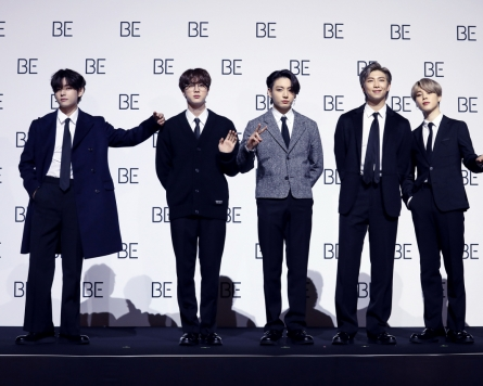 'Life Goes On' with BTS, as they talk about holding on to hopes