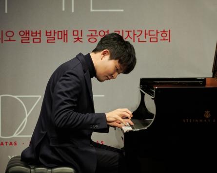 Sunwoo Yekwon shares his 'Mozart soul' through new album