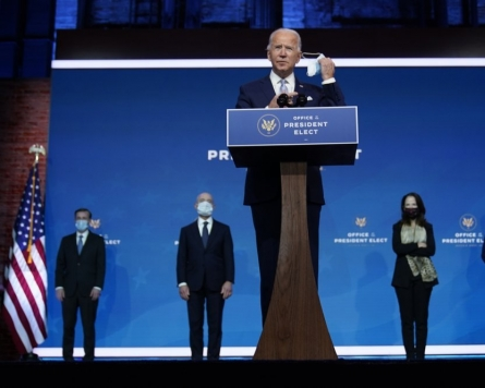 [Newsmaker] Biden Cabinet picks prioritizes experience