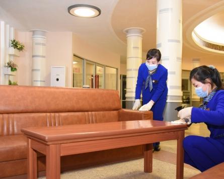 N. Korea steps up coronavirus quarantine in coastal areas: paper