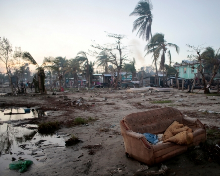 S. Korea to provide $700,000 aid to hurricane-hit Latin American nations