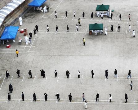 4 more military members test positive for new coronavirus