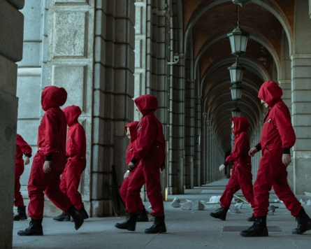 Netflix's 'Money Heist' to get Korean remake