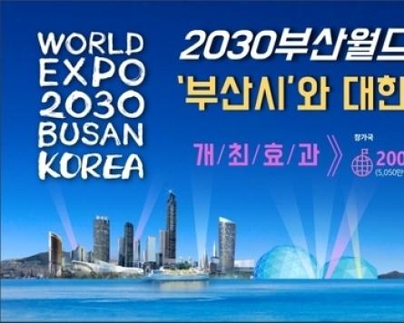 Korea makes official bid to host 2030 World Expo