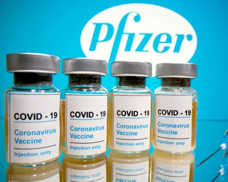 As <!HS>COVID-19<!HE> vaccine results pour in, Korea says it's not behind